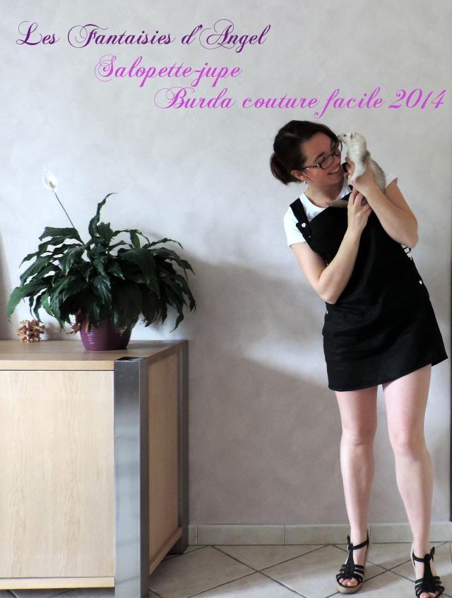 Salopette jupe - Burda (4)-001