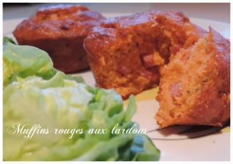 Muffins aux lardons (3) - Copie