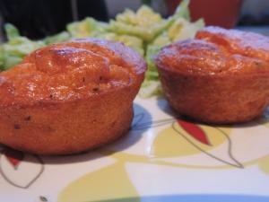 Muffins aux lardons (5)