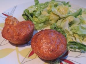 Muffins aux lardons (6)