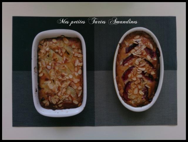 tarte poire choco amandine, prune amandine (2)