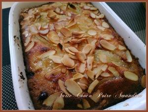 tarte poire choco amandine, prune amandine (3)