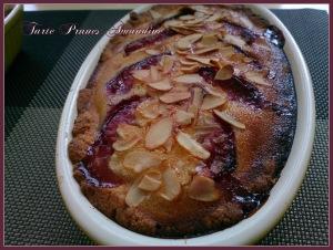 tarte poire choco amandine, prune amandine (4)