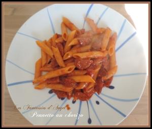 Pennetto aux chorizo (3)