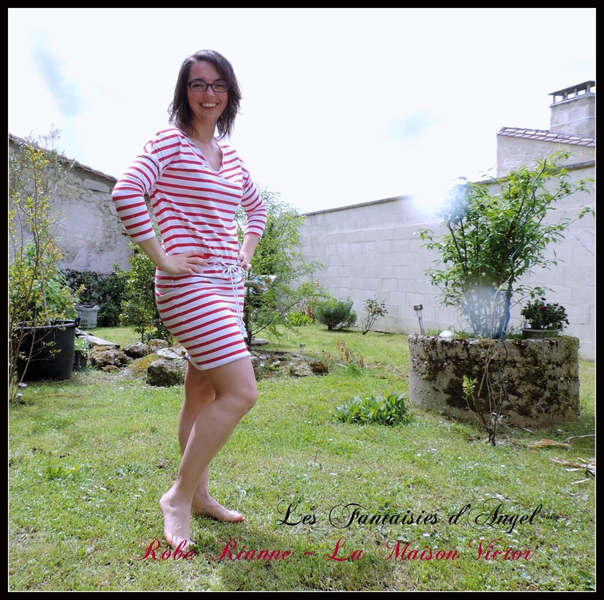 ~ Robe Rianne ~ La Maison Victor ~