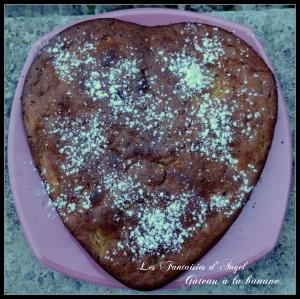 Gâteau à la banane (1)