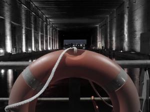 Nuit Européenne des Musées - Base sous marine - Bordeaux 2015 (40)
