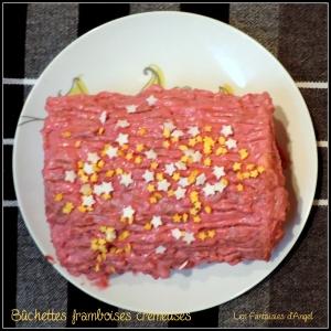 Bûchettes creme framboises (1)