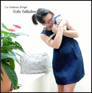 Robe belladone - les fantaisies d'angel (4)